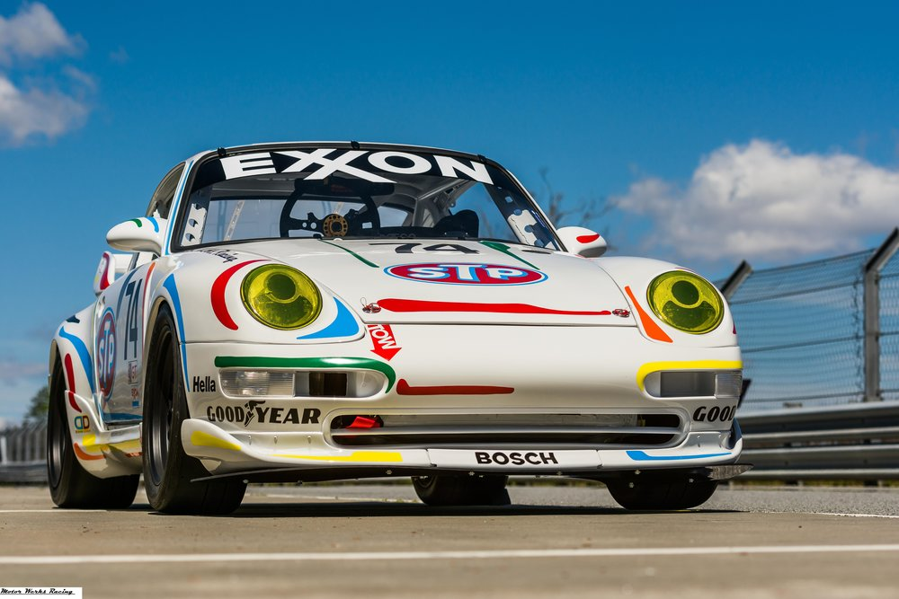 Motor Werks Racing Porsche 911 Purpose Built Track Car