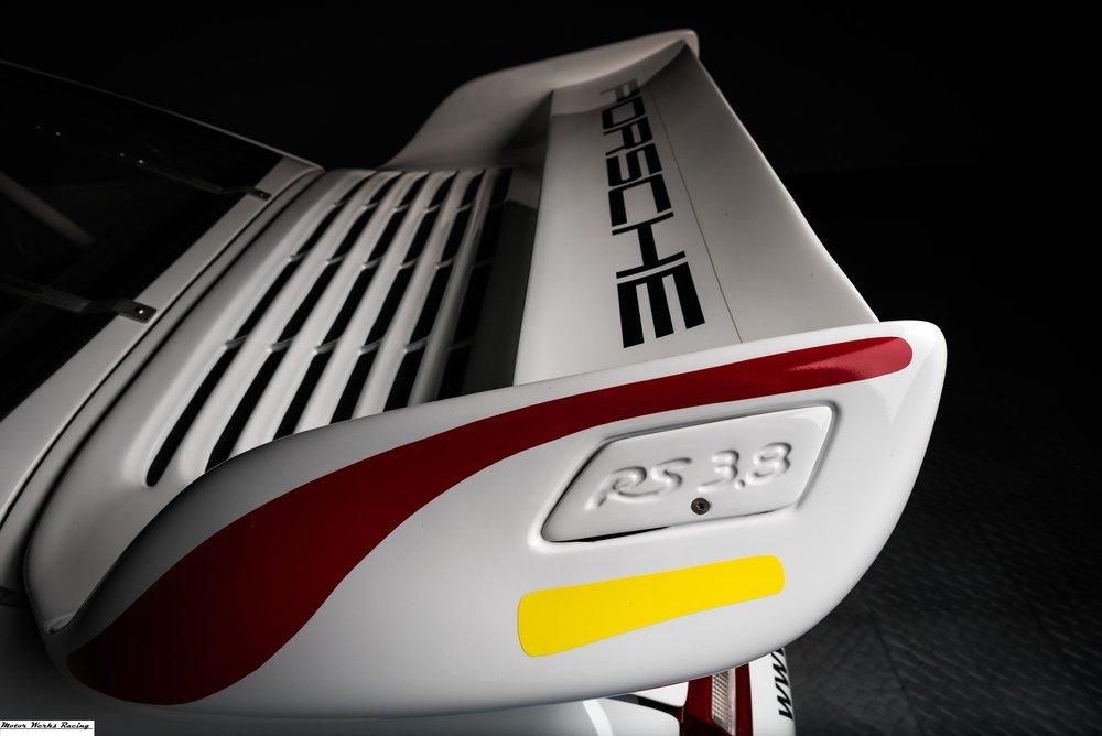 Motor Werks Racing Porsche 911 STP Tribute