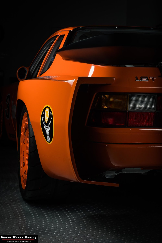 Motor Werks Racing Porsche 924  Build