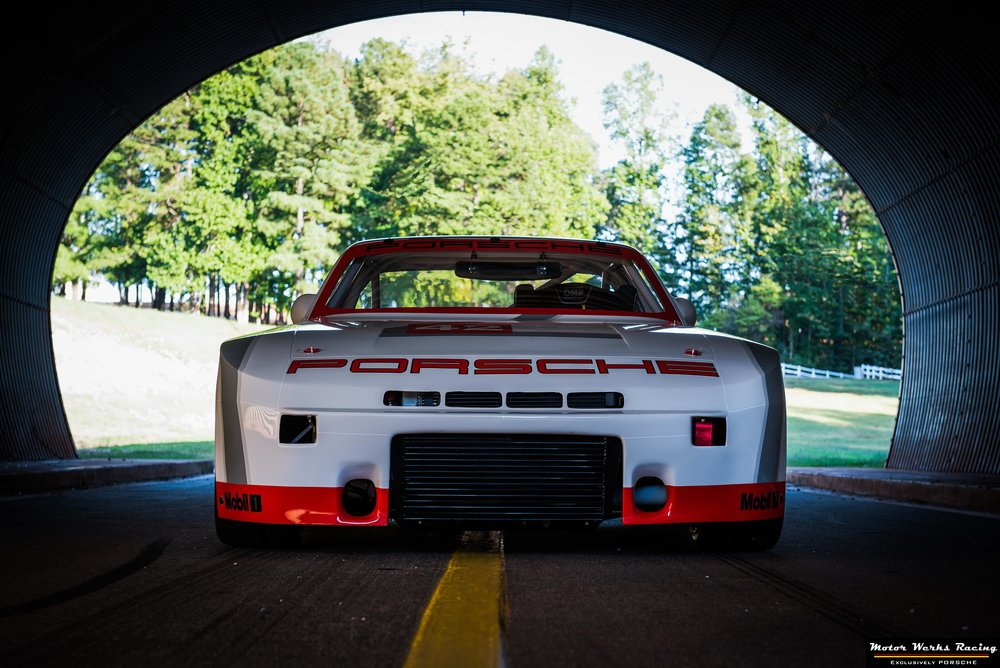 Motor Werks Racing Porsche 924 Build