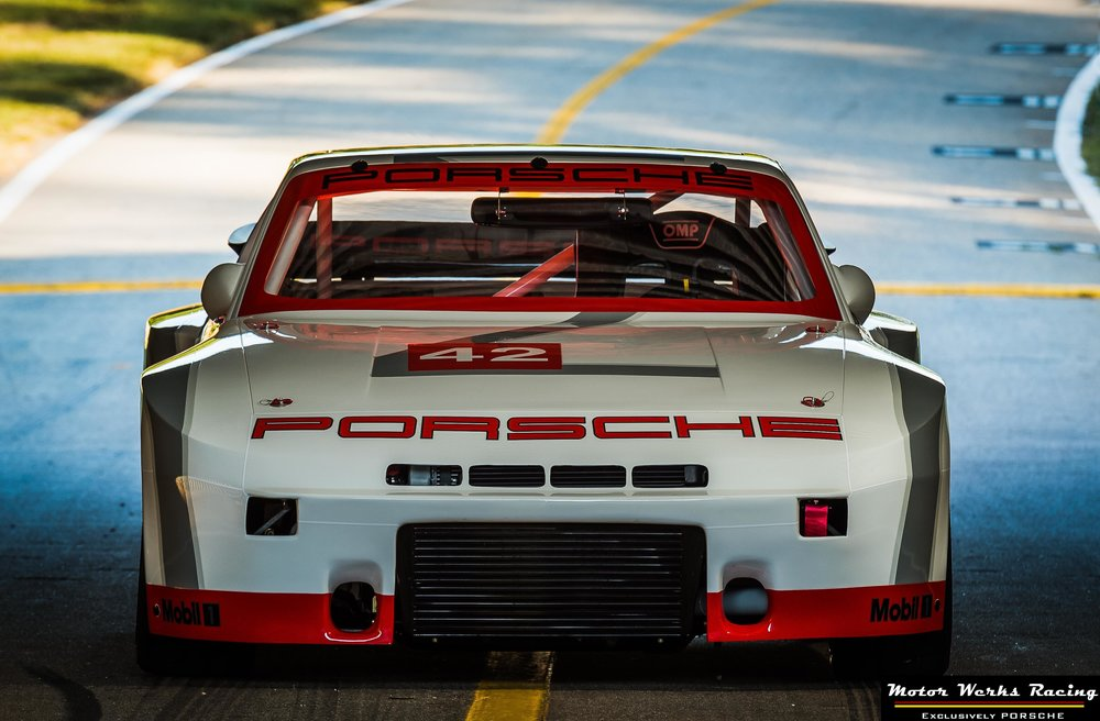 Motor Werks Racing Porsche 924 at Road Atlanta