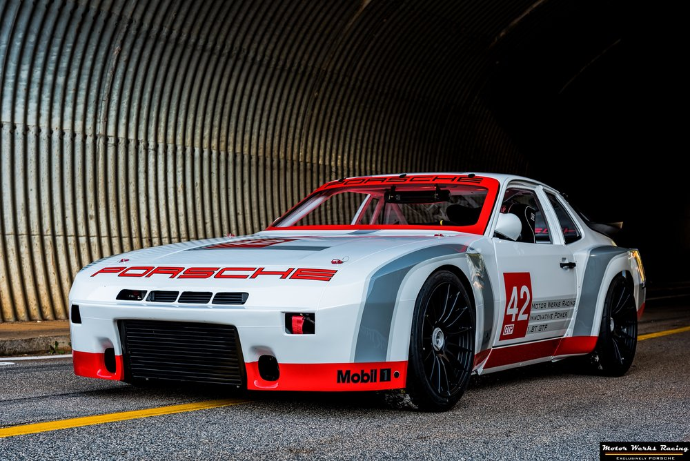 Motor Werks Racing Porsche 924 Purpose Built Track Car