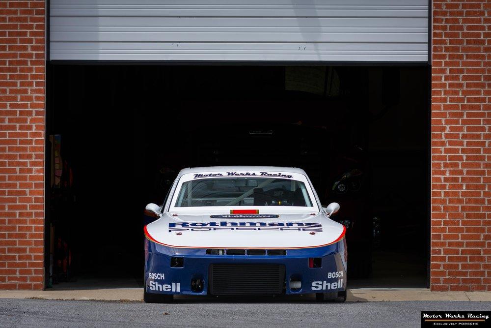 Motor Werks Racing Porsche 924