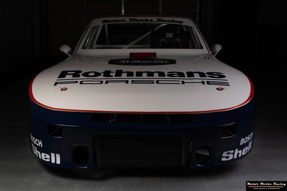 Motor Werks Racing 924 Porsche 1.8T