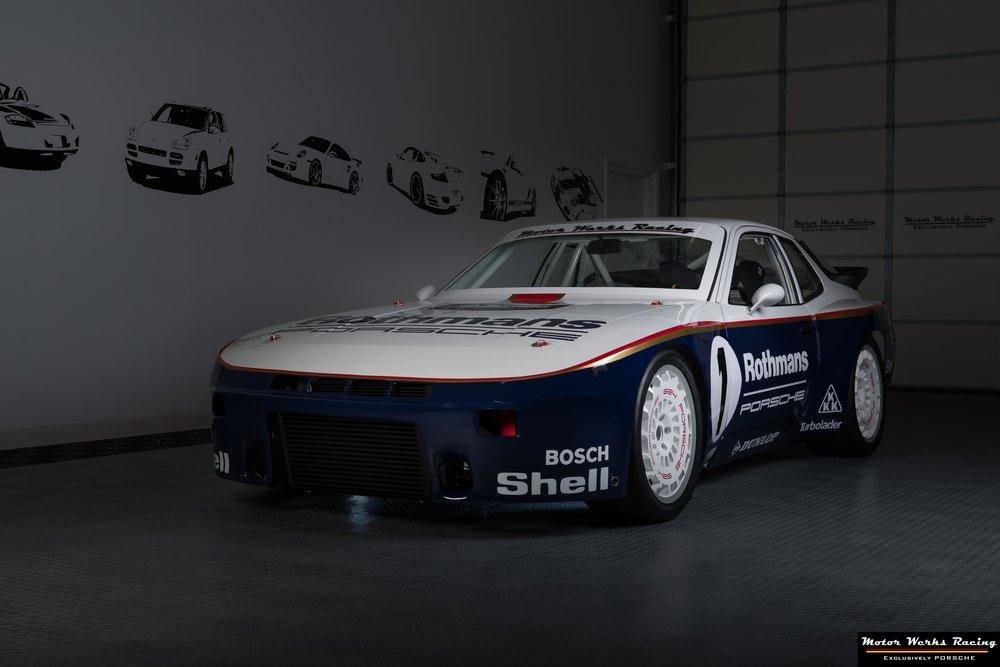 Motor Werks Racing Rothman's Tribute 1.8T