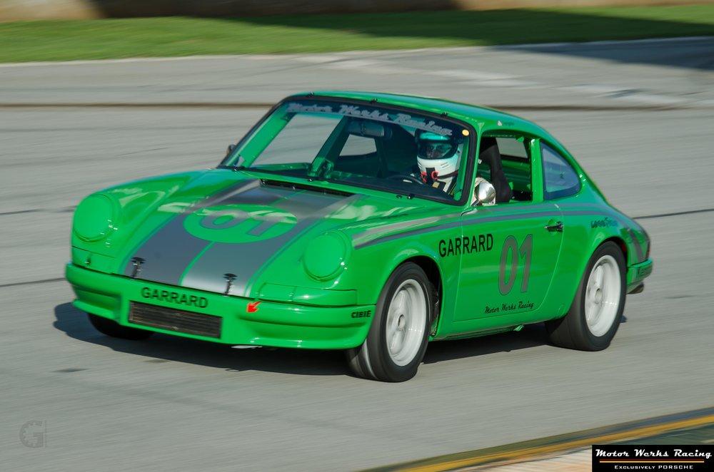 Motor Werks Racing Built 1969 911
