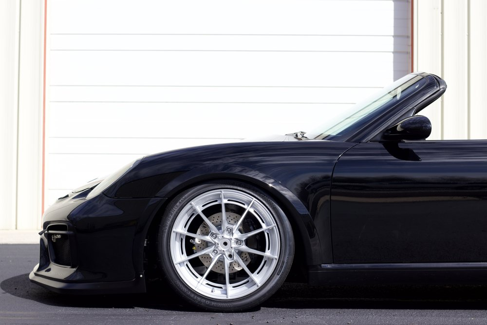 Motor Werks Racing 1.8T Engine Conversion for Porsche Boxster 987