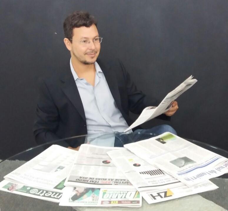 Ramiro Freire CEO Segmento Pesquisas - Pesquisa de Mercado - Pesquisas de Mercado - Porto Alegre - Rio Grande do Sul