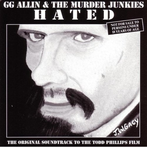 La portada hecha con el cuadro del Payaso Asesino