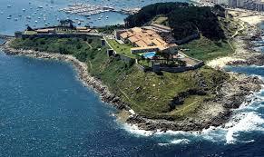 La Fortaleza de Monterreal en la actualidad