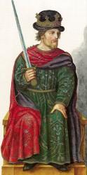 Pintura de García de Galicia