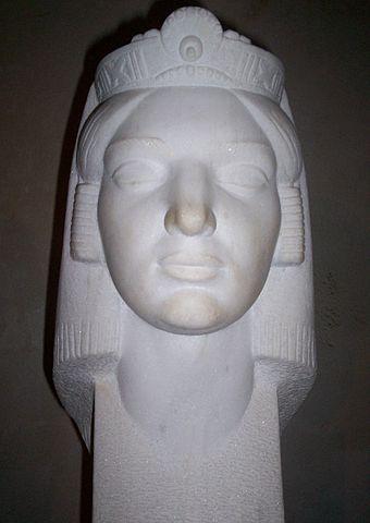 Busto de Teuta de Iliria
