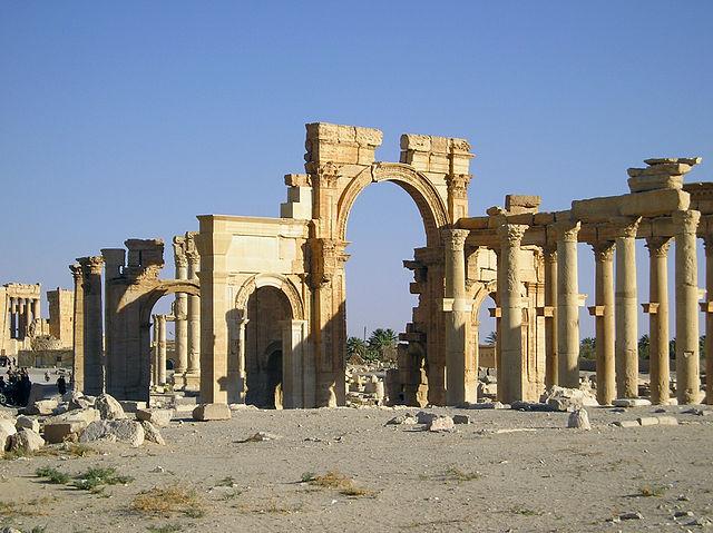 Palmira ante de Daesh