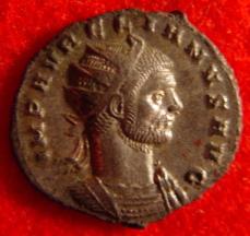 Moneda de Aureliano