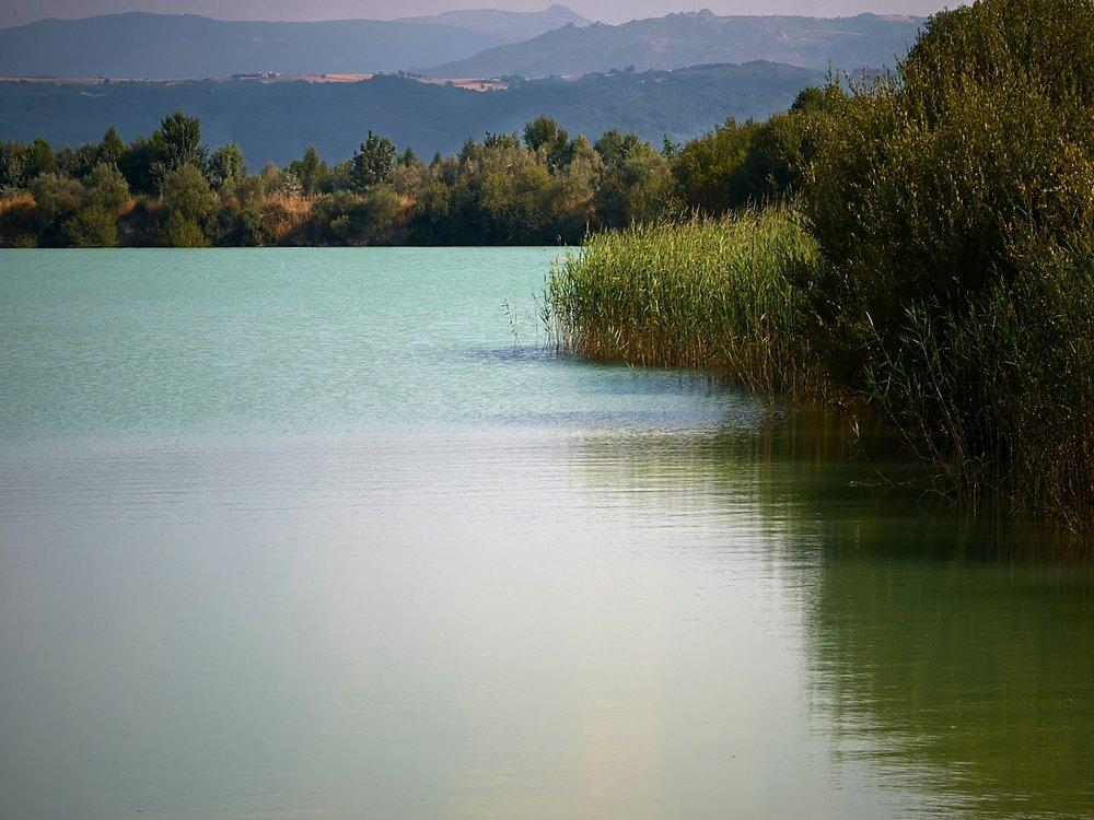 Uno de los lago actuales