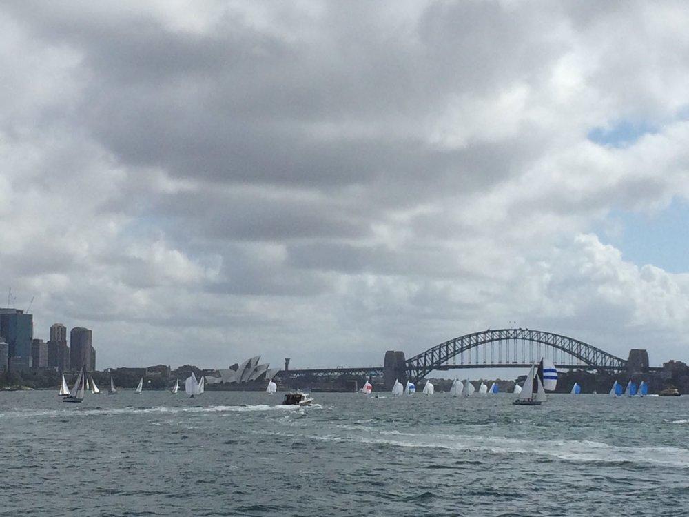 La Bahía de Sidney en la actualidad
