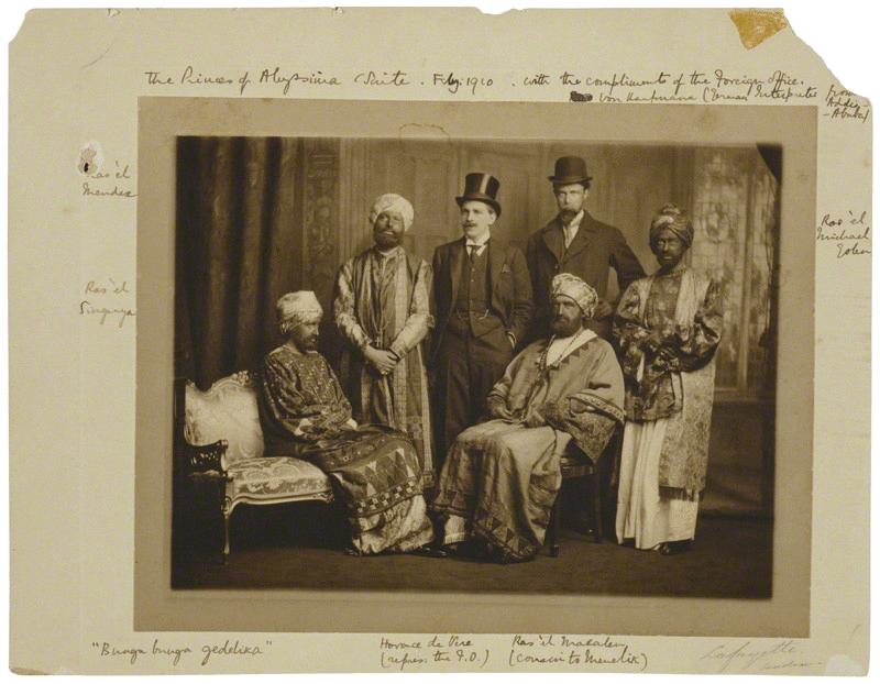 La foto del grupo