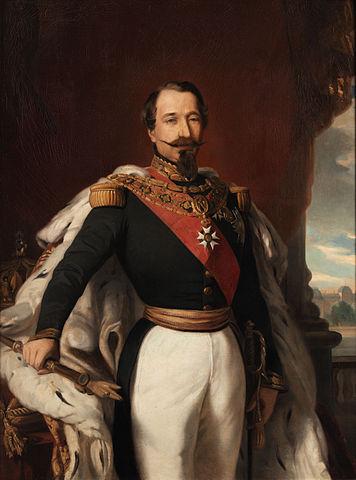 Napoléon III, el sobrinísimo