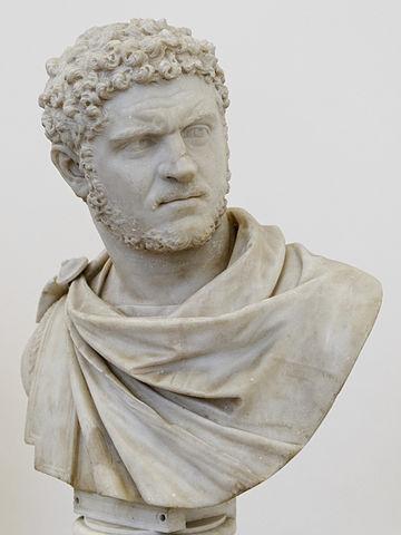 Busto de Caracalla