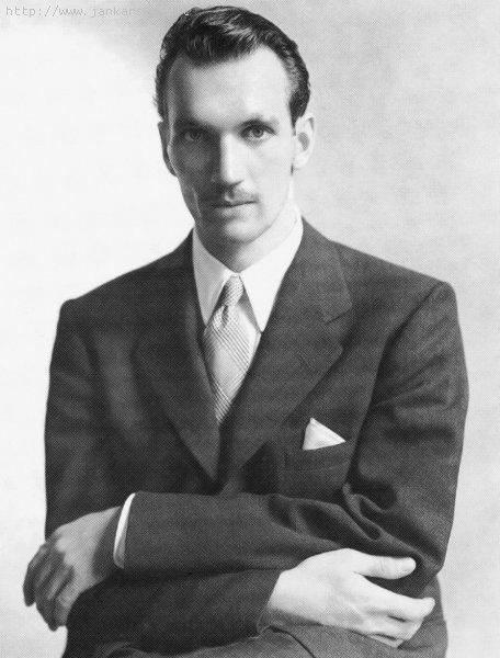 Jan Karski de joven