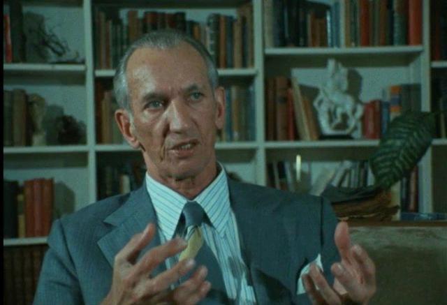 Karski, en una entrevista en sus últimos años