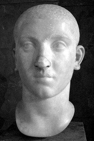 Busto de Alejandro Severo