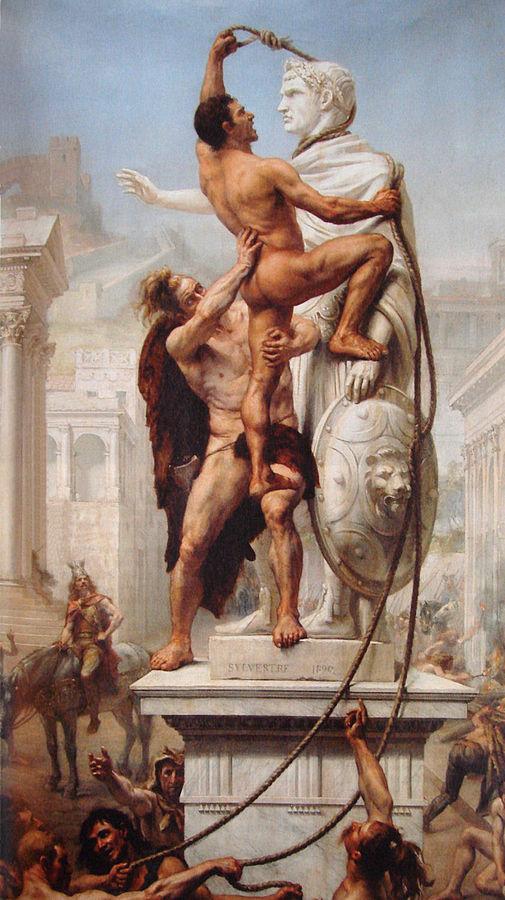 El Saqueo de Roma por Sylvestre