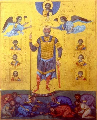 Basilio II, creador de la Guardia Varega