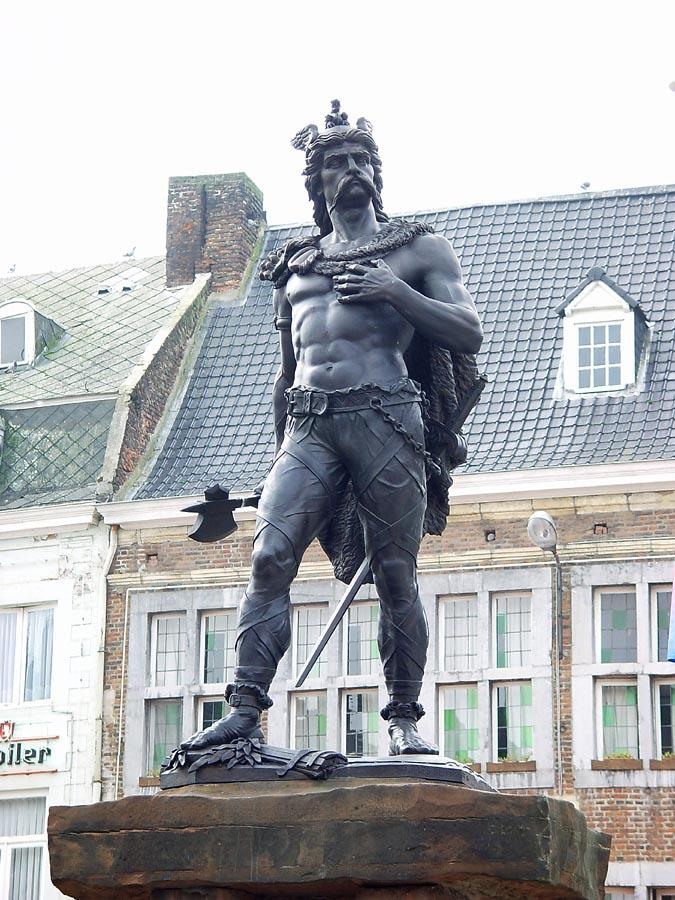 Estatua de Ambiórix