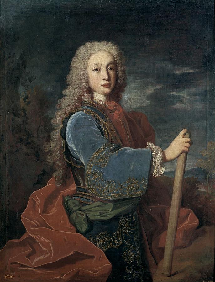 Luis I, el Breve
