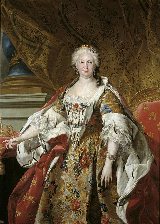 Isabel de Farnesio, esta sí que sabía lo que se hacía...