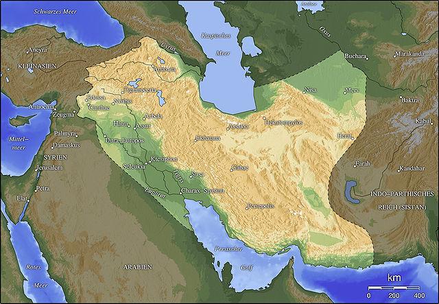 El Imperio Parto, un hueso demasiado grande para ser mordido por Craso