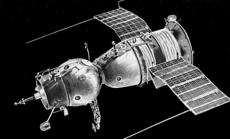 La Soyuz 1