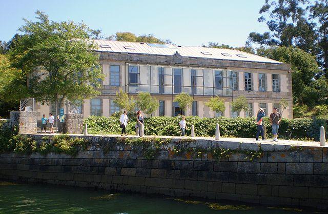 La antigua cárcel en la actualidad
