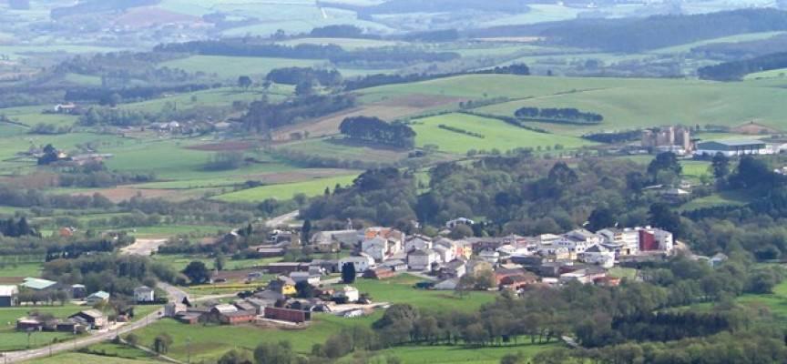 Concello de A Pastoriza, antiguo asentamiento de Bretoña