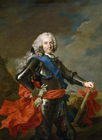 Felipe V, el primer Borbón español