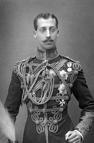 El Príncipe Alberto Víctor