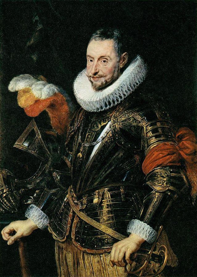 Spínola por Rubens
