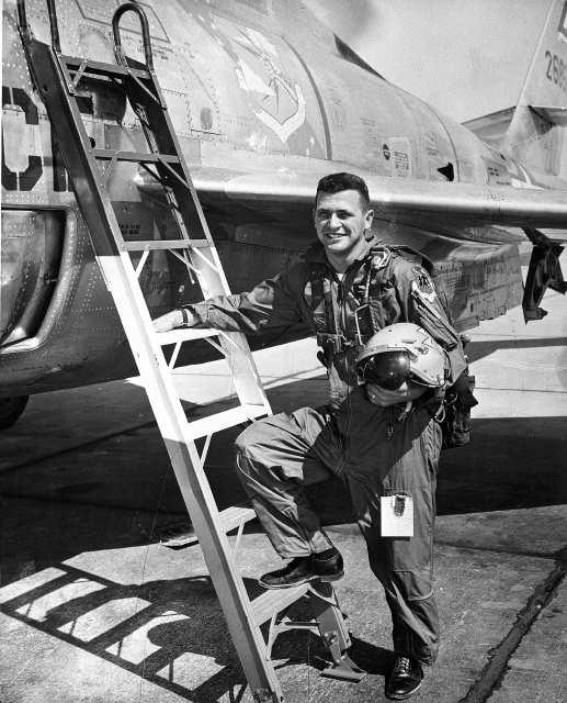 El piloto Francis Gary Powers