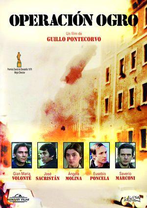 Cartel de la película Operación Ogro