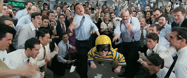 Desmadre en Wall Street