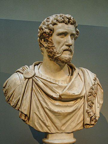 Busto de Antonino Pío