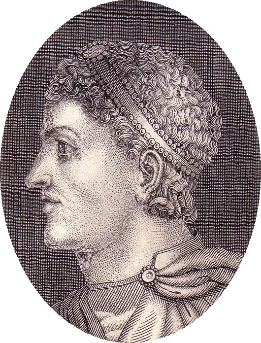 Teodosio I, último emperador de Imperio Romano unido
