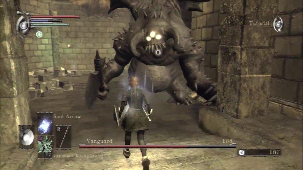 Estooo... Señor monstruo, ¿se va por aquí al tutorial?