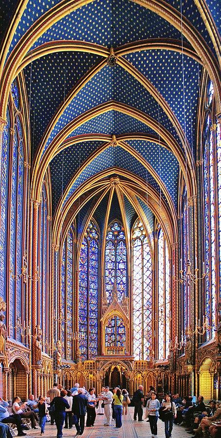 Sainte Chapelle en la actualidad