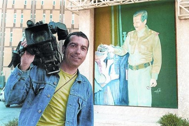 José Couso en Irak