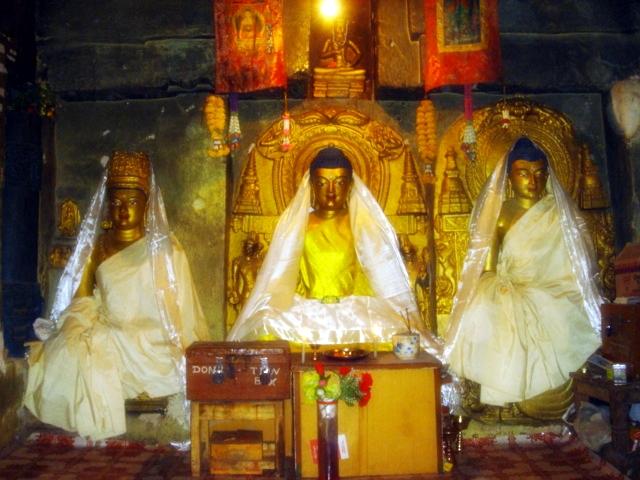 Imágenes de Buda del Templo