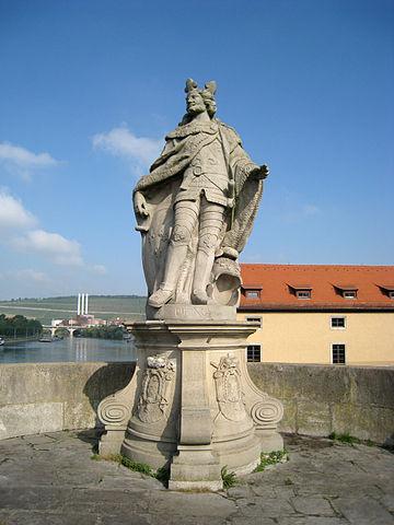 Estatua de Pipino