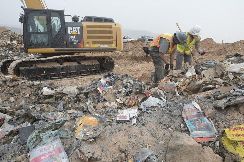 Durante años fue una leyenda urbana, hasta que en 2014 se desenterraron los famosos cartuchos en un vertedero de Nuevo Mexico.