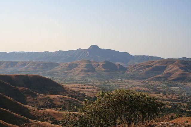 Los Trasp de Decán, lo que queda actualmente de la actividad volcánica en la India